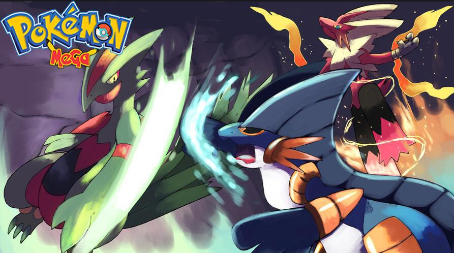 Pokemon Mega instantfuns